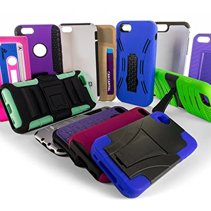 new concept 1808d 7138d Amazon.com: Wholesale Lot of 70 Bulk iPhone Cases - CoverON Various ...