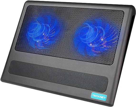 Tecknet N5 Laptop Cooling Pad Lap Computers Accessories