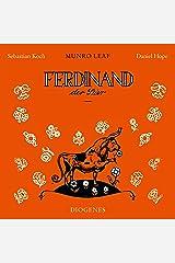 Ferdinand der Stier: gelesen von Sebastian Koch und Musik von Daniel Hope Audible Audiobook