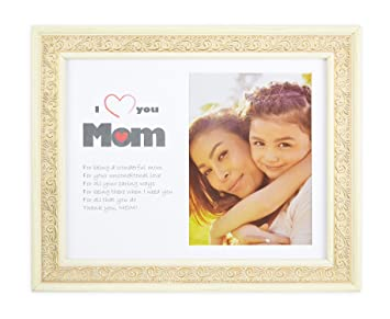 Amazoncom Golden State Art I Love Mom Frame Collection 8x10