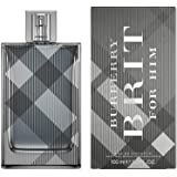 Burberry Perfume  - Burberry Brit - perfume for men, 100 ml - EDT Spray