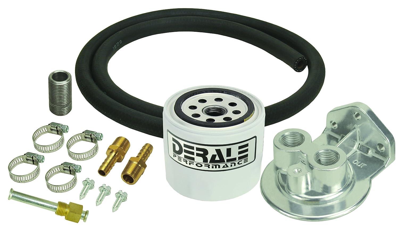 Derale 13090 Transmission Filter Kit Automotive Ford 7 3 Fuel Restriction Sensor