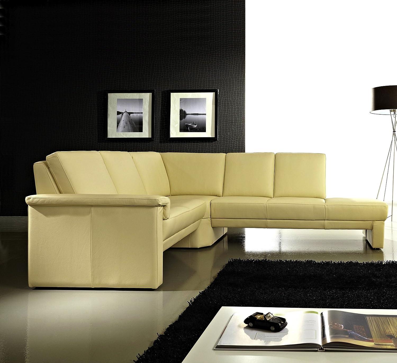 """Genial Leder Sofa Garnitur Sammlung Von ~ Eck Couch """"turin V3"""" Ecksofa Wohnlandschaft"""