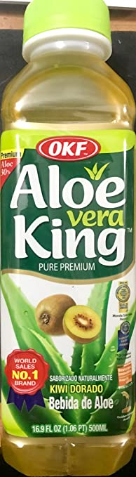 OKF Aloe Vera King Drink (Gold Kiwi, 20)