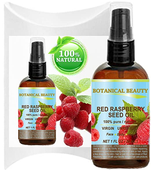 The Red Raspberry Seed Oil travel product recommended by Jennifer on Lifney.