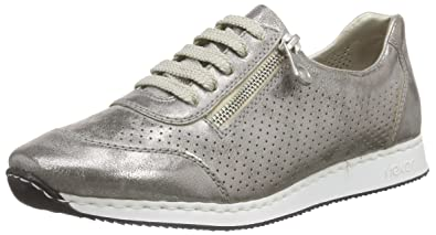 Basses Femme Rieker Women TopBaskets Low 56016 nPXOk80wN