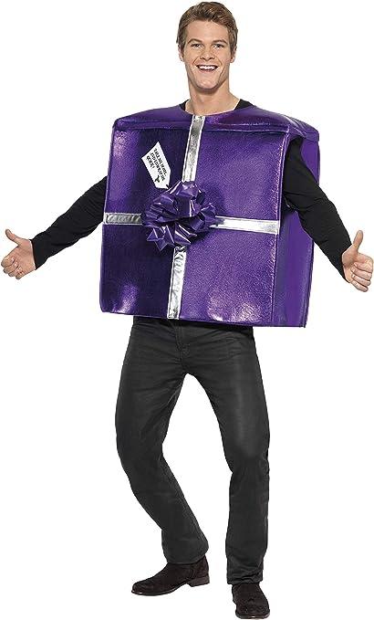 Smiffys - Disfraz de regalo para hombre, talla L (SM28018 ...