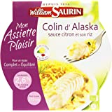 William Saurin Filet Colin Alaska 300 g