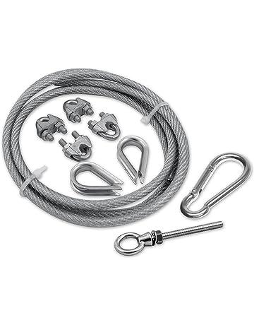 Corasol - Kit de montaje para vela de sombra