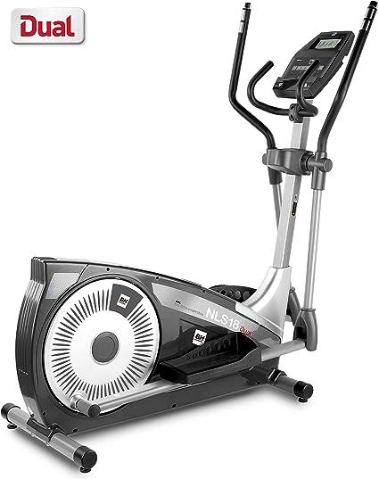 BH Fitness - Bicicleta elíptica NLS18 Dual: Amazon.es: Deportes y ...