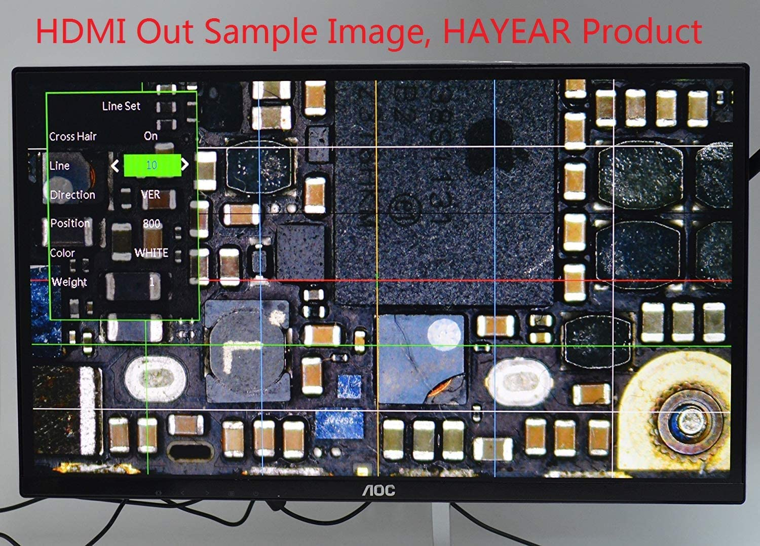 HAYEAR Full Set 16MP Full HD 1080P 60FPS HDMI USB Output Industry C-Mount Microscope Video Camera with 150X Zoom Lens