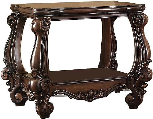 ACME Versailles Cherry Oak End Table