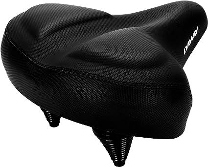 DAWAY Comfortable Exercise Bike Seat Cover