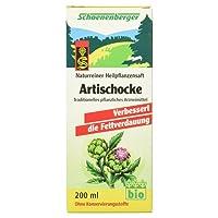Schoenenberger Naturreiner Heilpflanzensaft Artischocke, 1er Pack (1 x 200 ml)