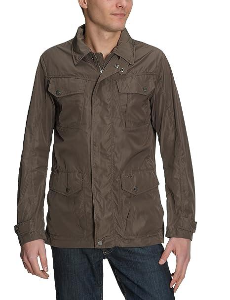 Geox - Chaqueta para hombre, talla 50, color Marrón (Light Brown)