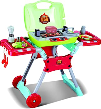 World Tech Toys Fun AndSafe Grill Sets For Kids