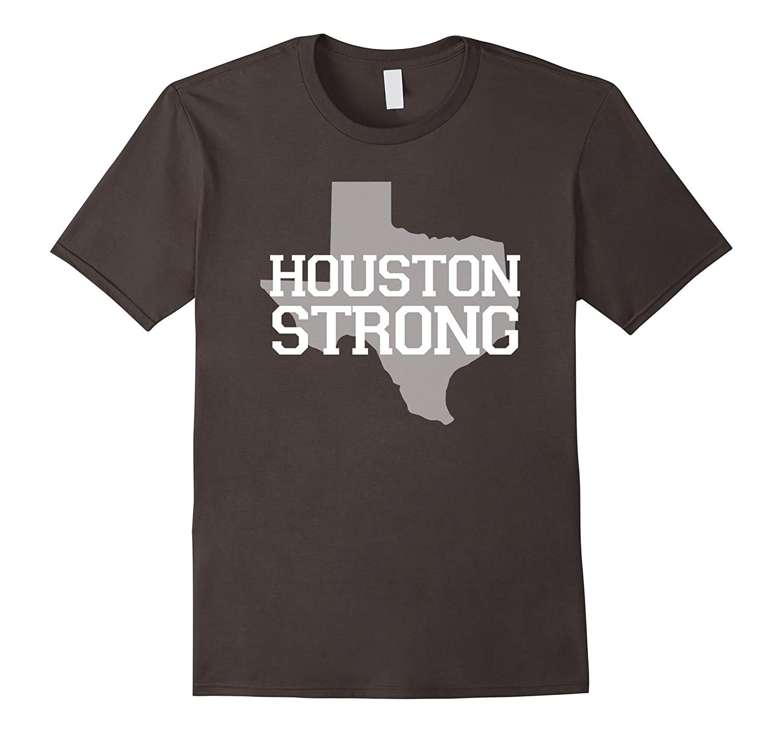 love houston texas strong t shirt for men and women