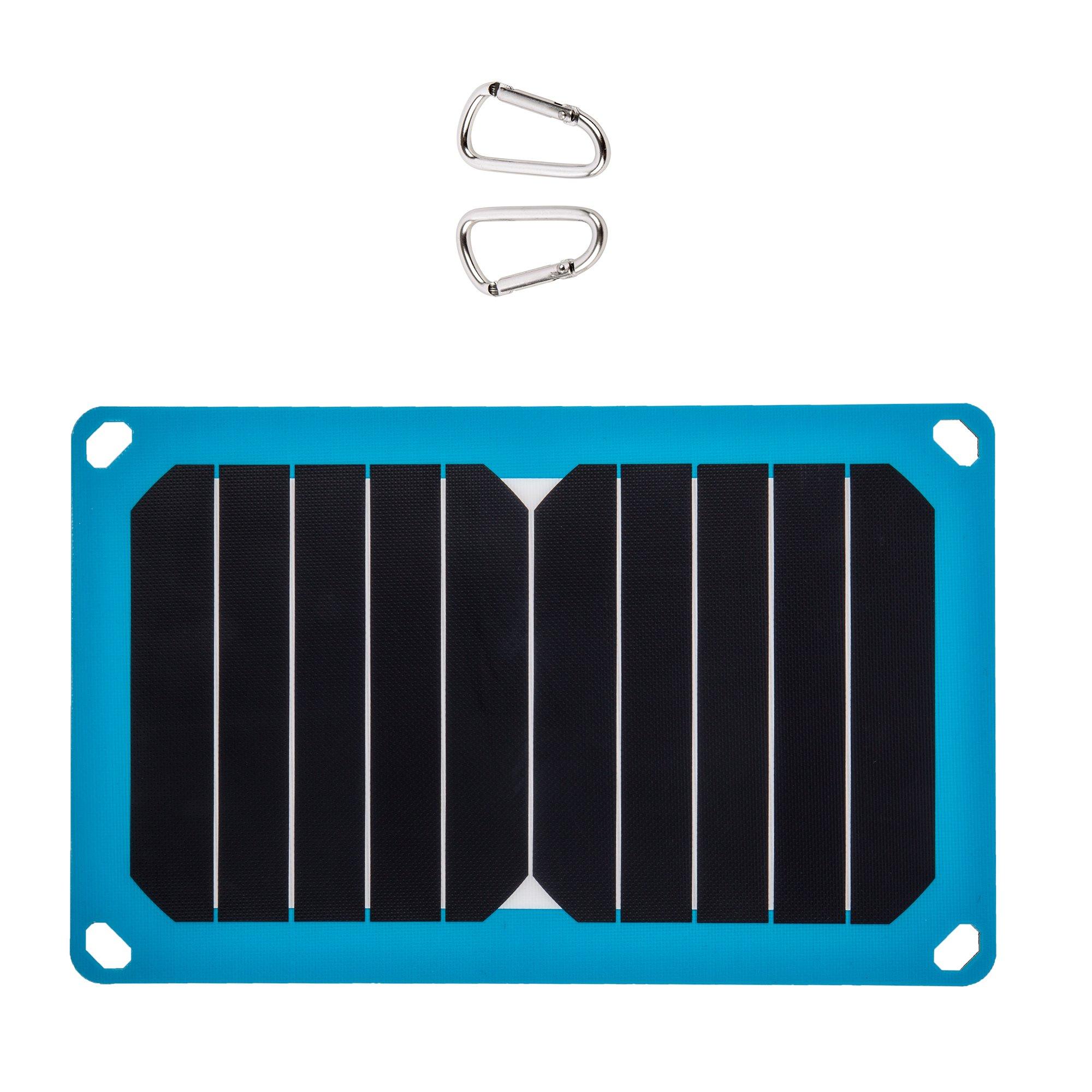 Renogy E.Flex 5W Portable Solar Panel with USB Port