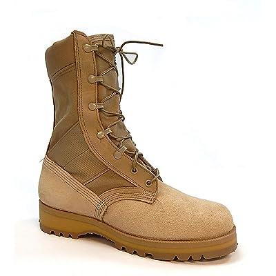 Men's Army Combat Hot Weather Flight & Vehicle Boot Gore-Tex TWCB Desert Tan (13 XW US, Altama Desert Tan): Shoes