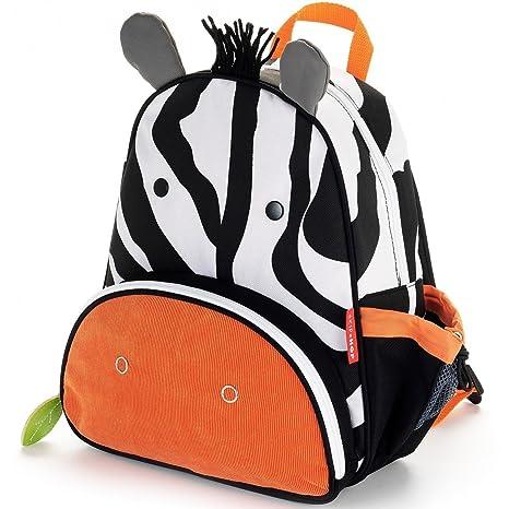 Skip Hop ZooPack Zebra - Mochila pre-escolar