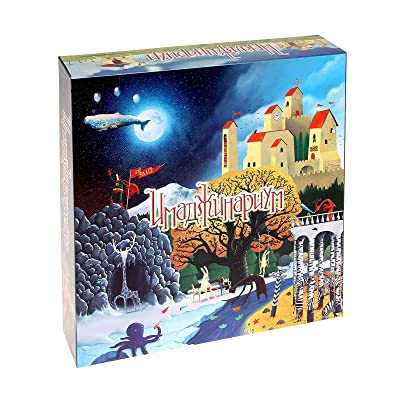 Russian Board Game Imaginarium Dixit: Toys & Games