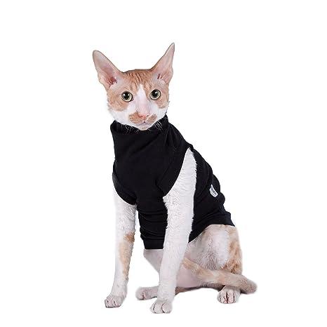 Kotomoda ropa para gatos EN NEGRO … (XS)