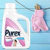Purex Liquid Laundry Detergent, Baby, 50 Fluid