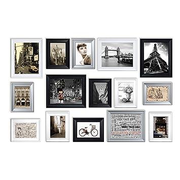 Frame Set Rd15 Multi Image Cadre Photo Cadre Mur Set Avec