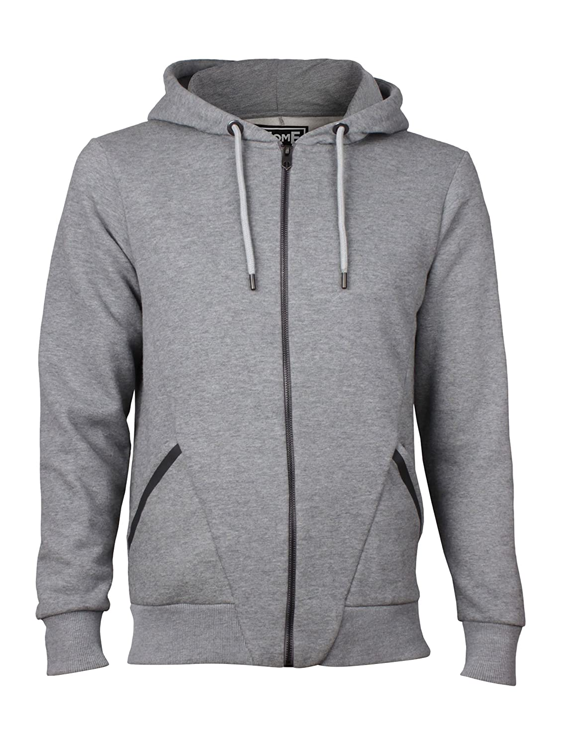Homeboy Loud Couture Herren Kapuzen-Sweatjacke Grounded Zipper Hoody 12-Hb-Sw-01-15-00