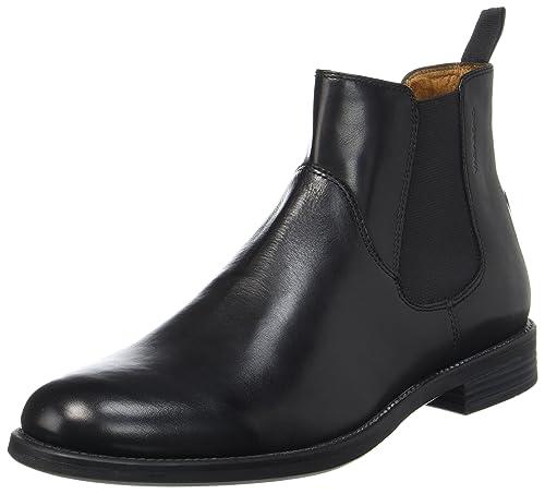 29a13898868b Vagabond Men s Salvatore Chelsea Boots Cognac  Amazon.co.uk  Shoes ...
