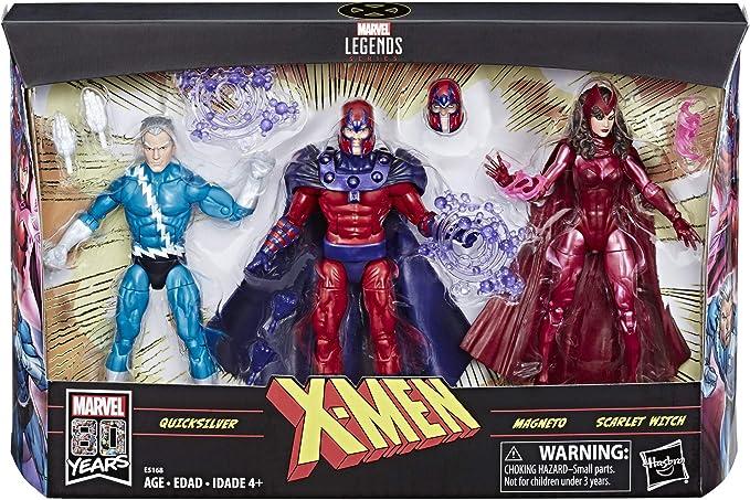 Marvel Legends Scarlet Witch Loose Family Matters Pack Brotherhood Mutants X-Men