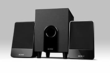 79f6c451f7d Acme SS-204 6W 2.1 Speaker System: Amazon.co.uk: Computers & Accessories