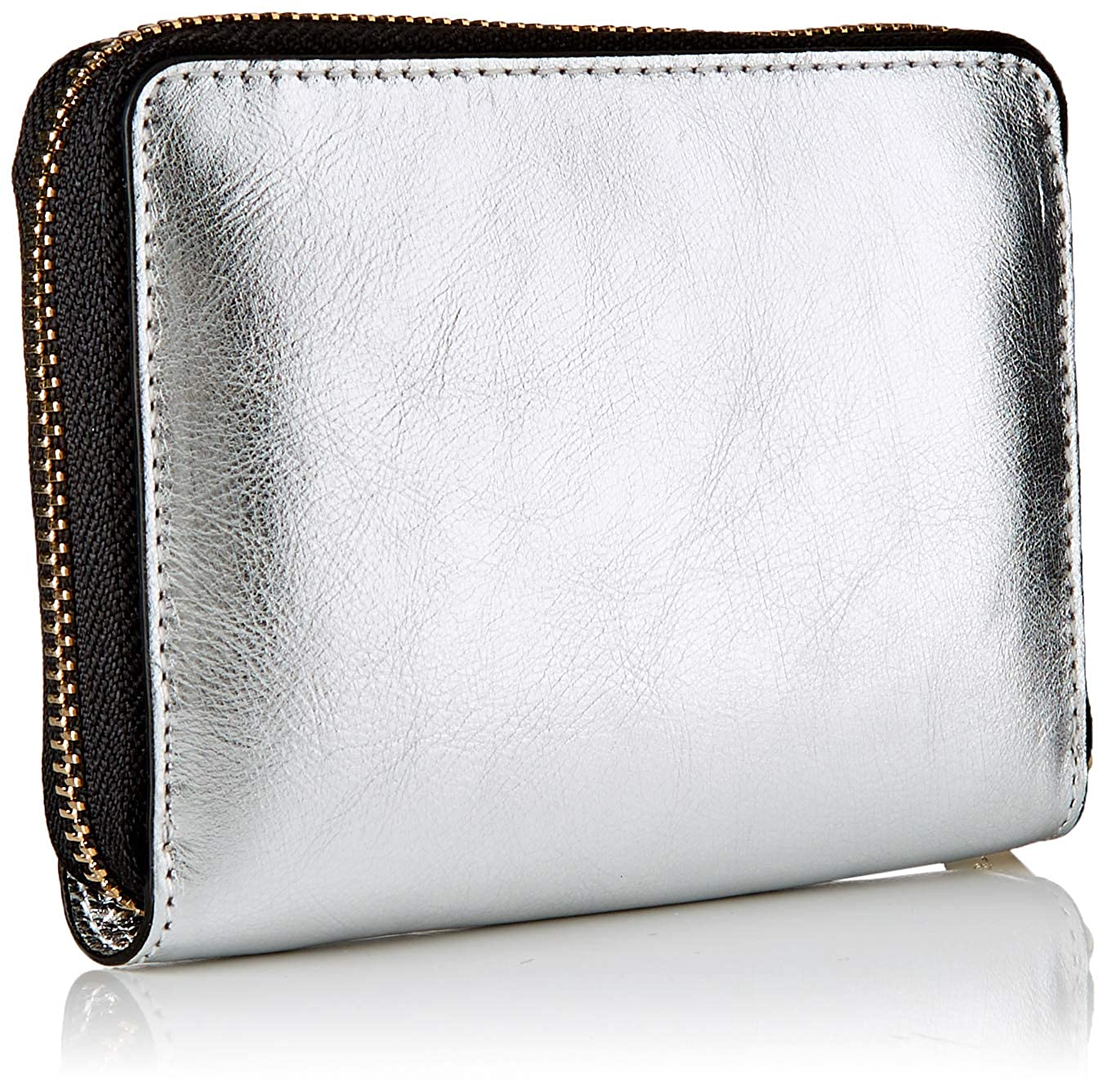 Amazon.com: Tous Womens 995960476 Wallet Silver Silver ...