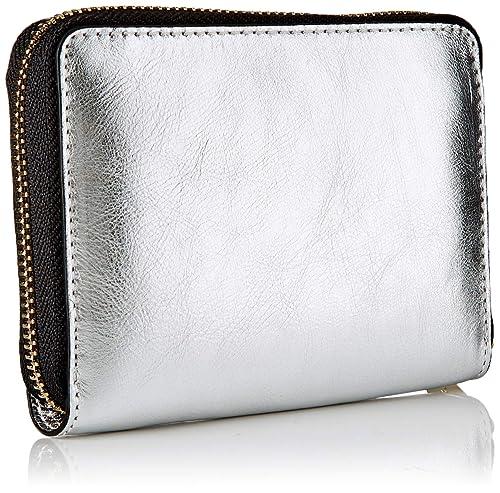 Amazon.com: Tous Womens 995960476 Wallet Silver Silver ...