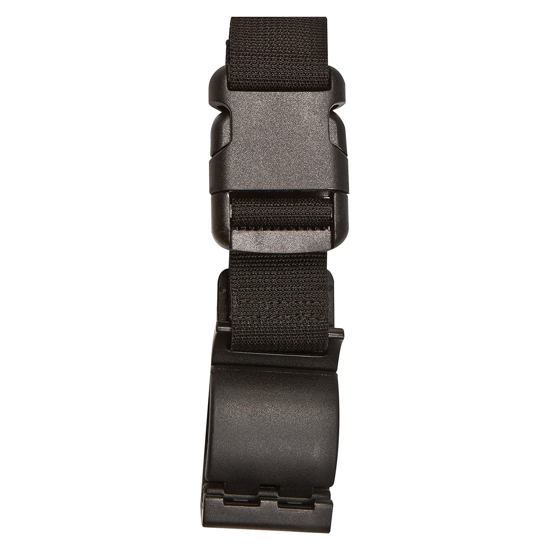 Travelon Add A Bag Strap, Black, One Size 12668 500