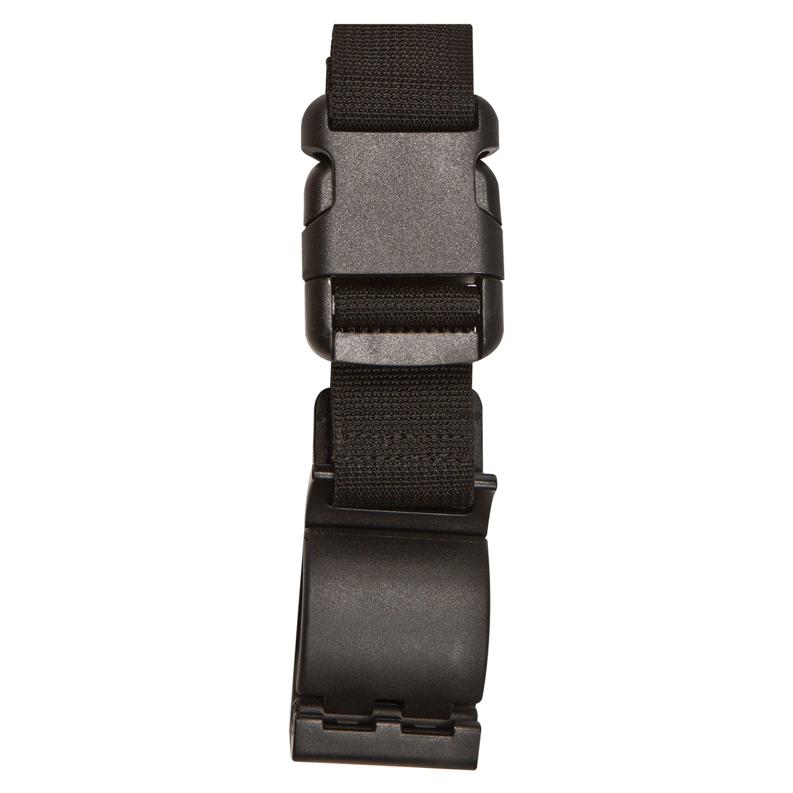 Travelon Add A Bag Strap, Black, One Size by Travelon (Image #1)