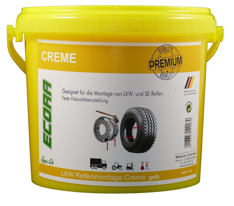 Reifenmontagecreme gelb fü r LKW- und SE - Reifen Epp & CO