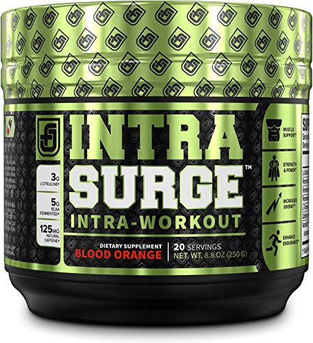 INTRASURGE Intra Workout Energy BCAA Powder