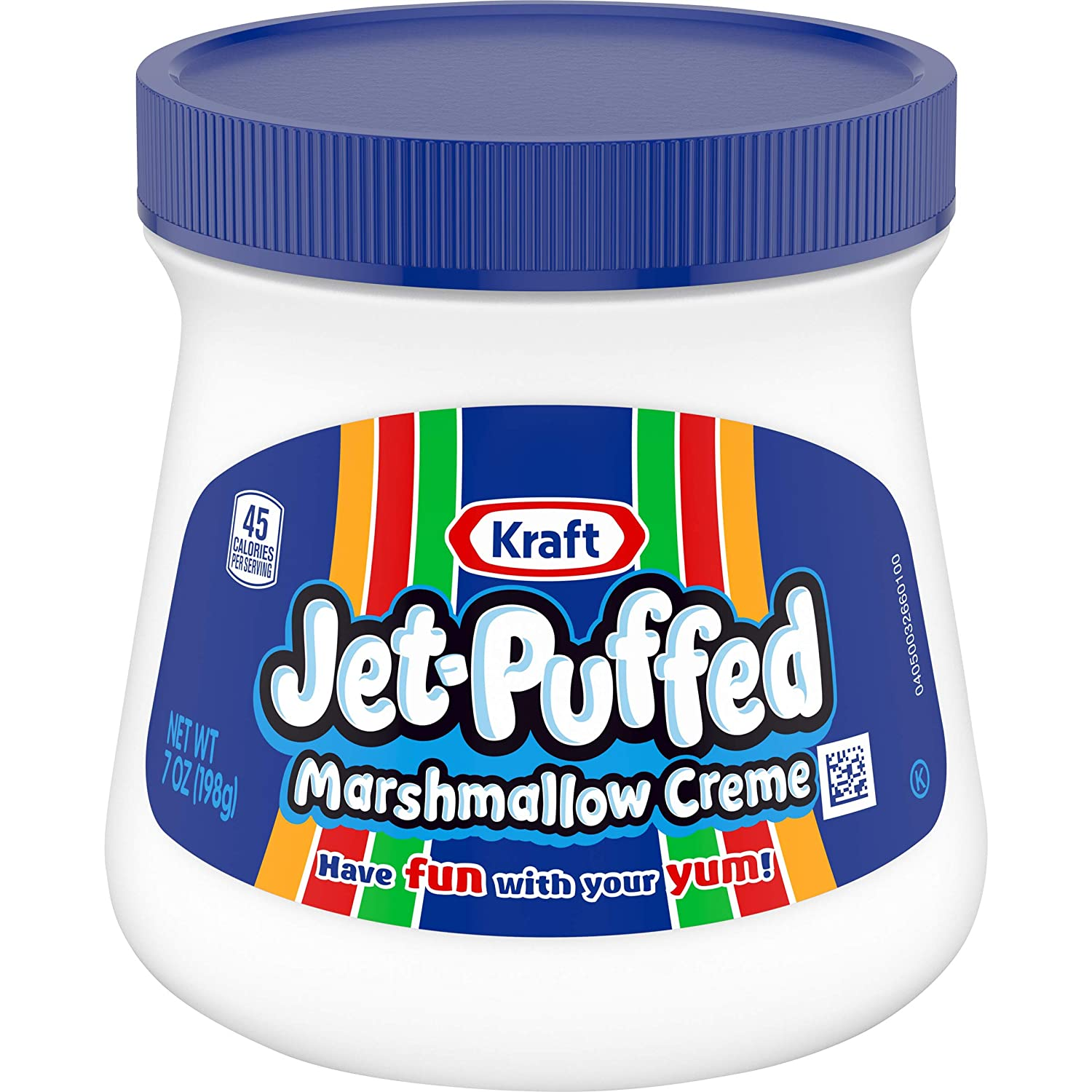 Jet-Puffed Marshmallow Creme Spread (7 oz Jar)