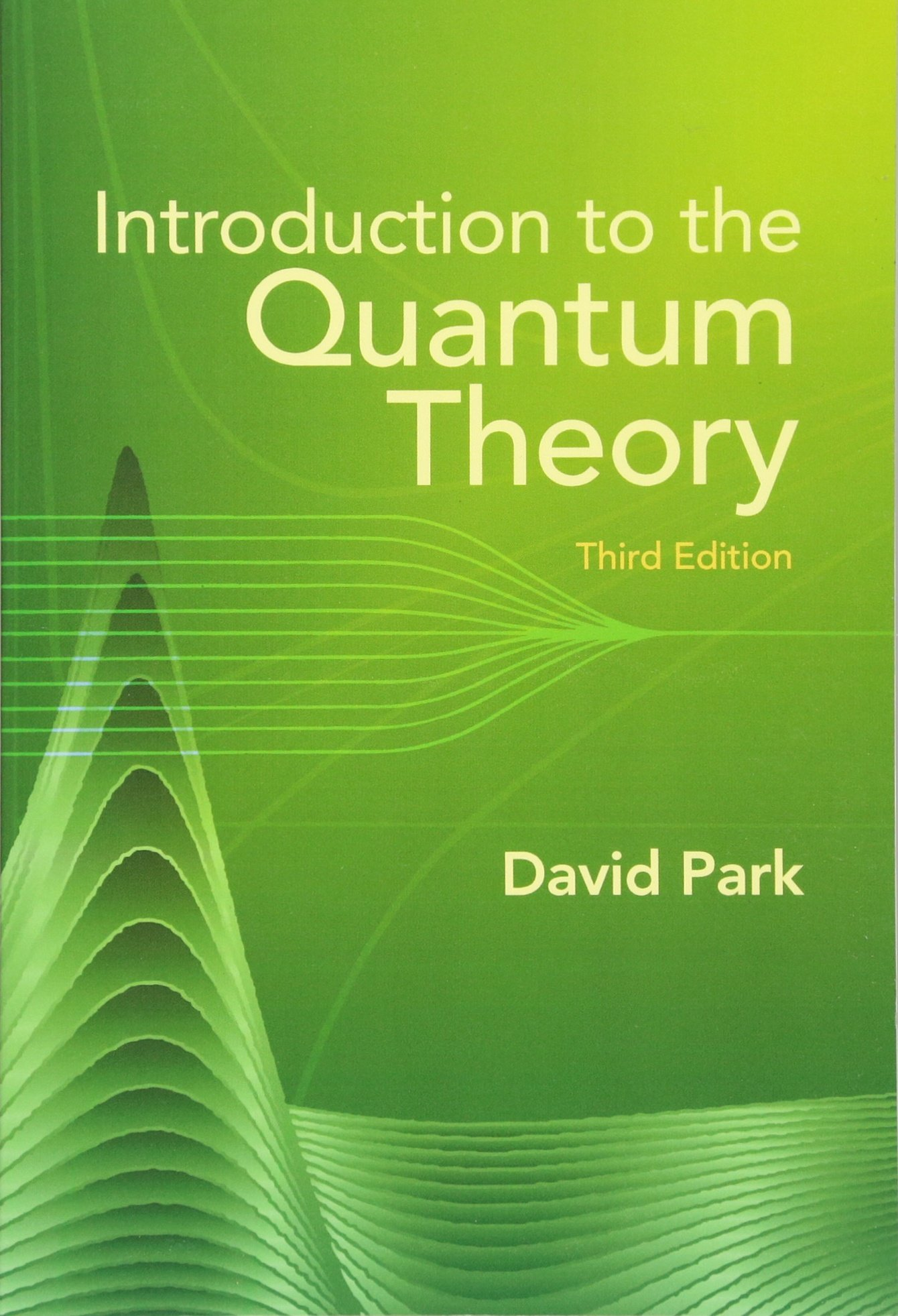 Introduction to the quantum theory third edition dover books on introduction to the quantum theory third edition dover books on physics david park physics 9780486441375 amazon books fandeluxe Gallery