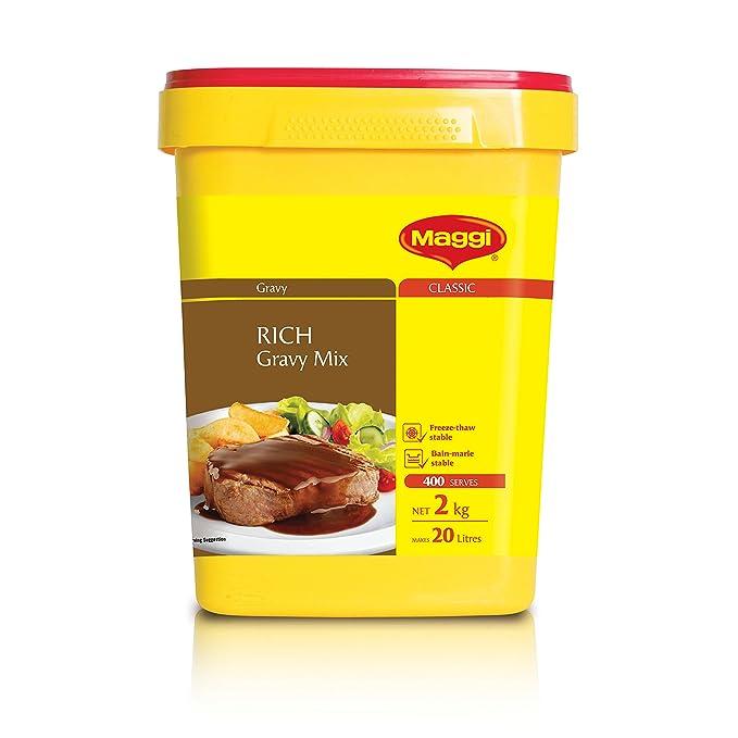 Maggi Rica Mezcla de Salsa de carne 2kg