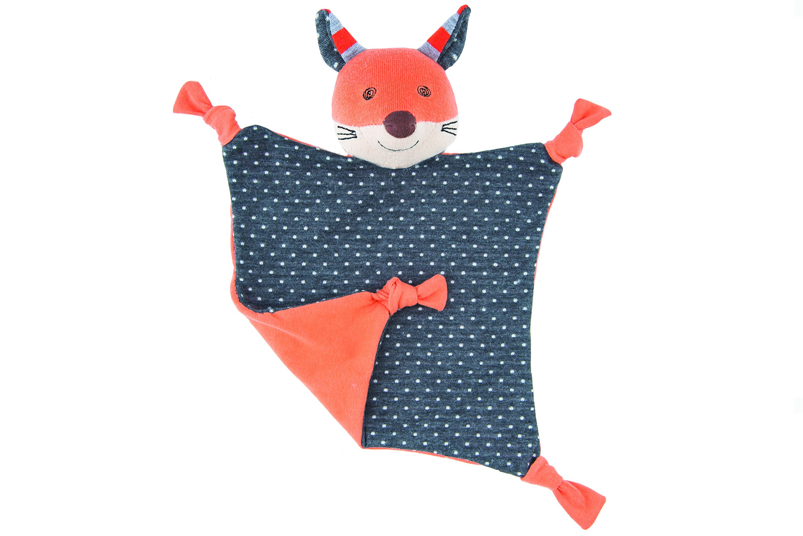 Organic Farm Buddies, Frenchy Fox Blankie