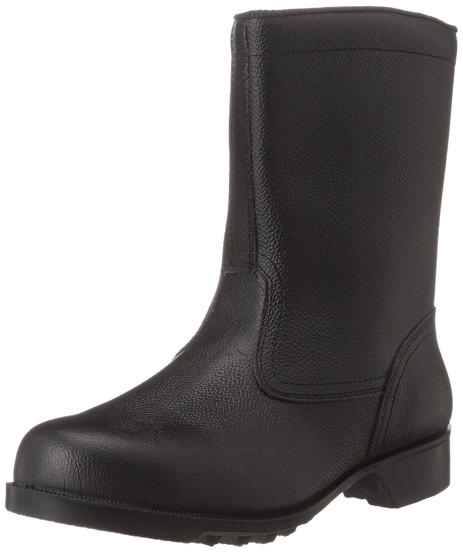 [ミドリ安全] 安全靴 半長靴 VPセーフ V2400N B01M8GUL2P 27.0 cm|ブラック