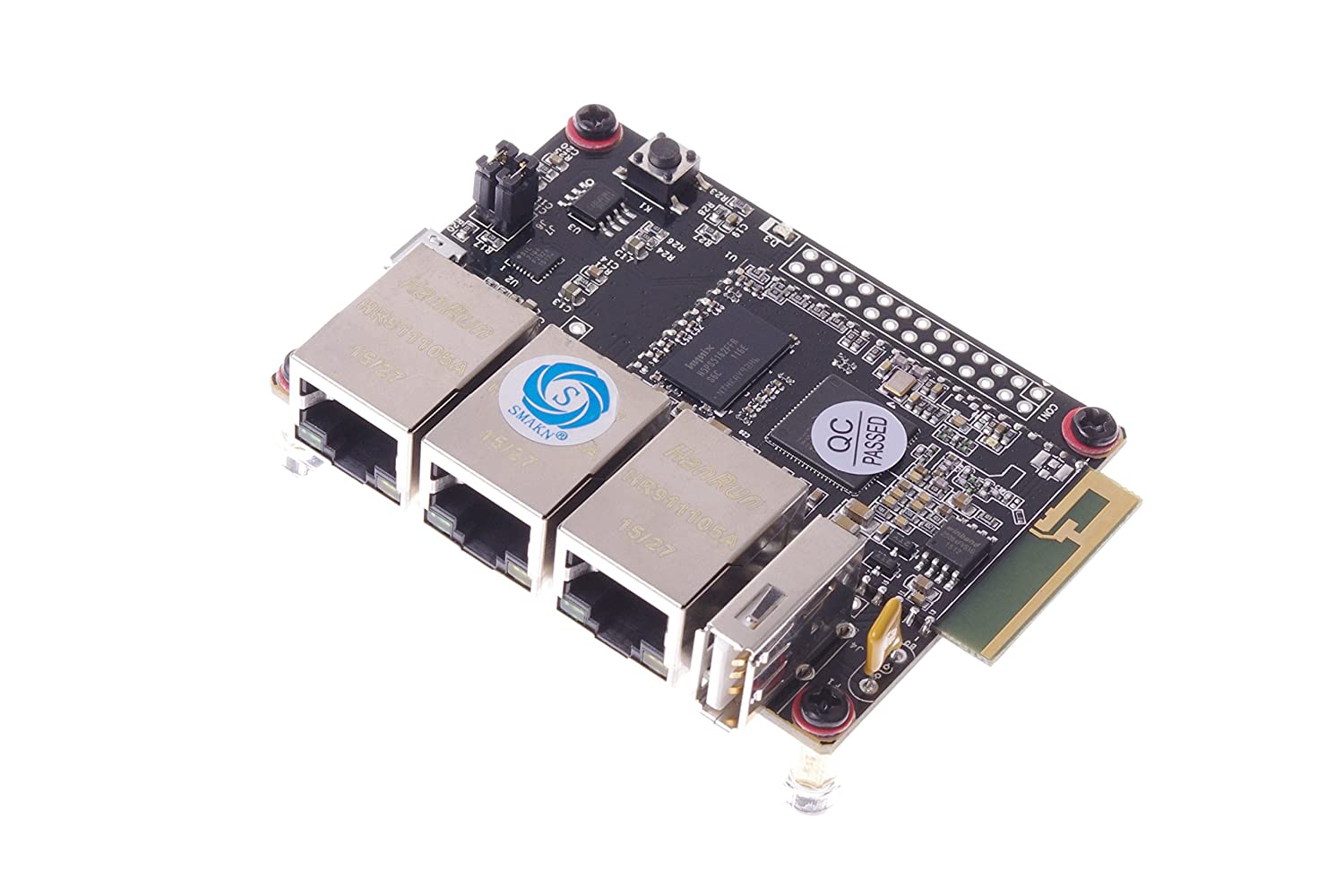 SMAKN® SOM9331 Openwrt AR9331 WIFI Module / Low Power 10+ GPIO