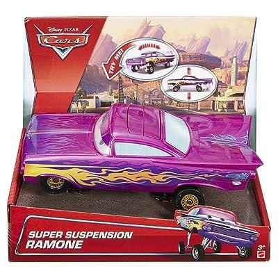 Disney Pixar Cars Super Suspension Ramone: Toys & Games