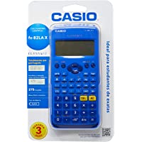 Calculadora Científica, Casio, 65563, Azul
