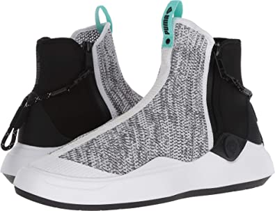 cheaper best shoes marketable PUMA Mens Abyss Knit Diamond