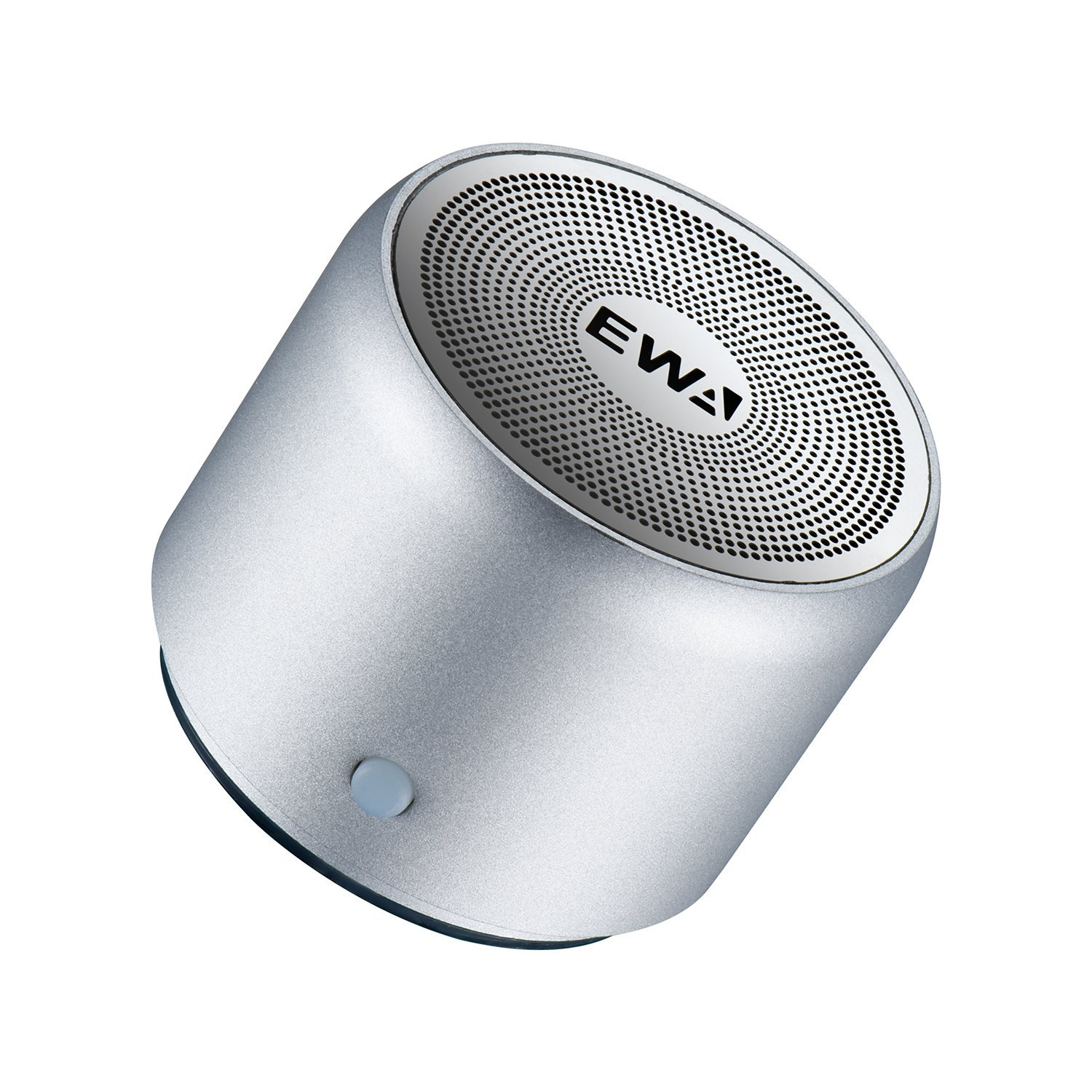EWA A106 Portable Mini Bluetooth Speaker with Passive Radiator, Powerful Sound, Enhanced Bass, Tiny Body Loud Voice, Perfect Wireless Speaker For Shower, Travel, Outdoor, Echo Dot, Hiking and More