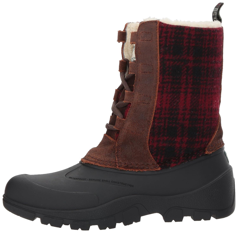 Woolrich Women's B(M) Fw Tundracat Snow Boot B01MSYGDL5 9 B(M) Women's US|Coconut/Red Hunting Plaid bac729