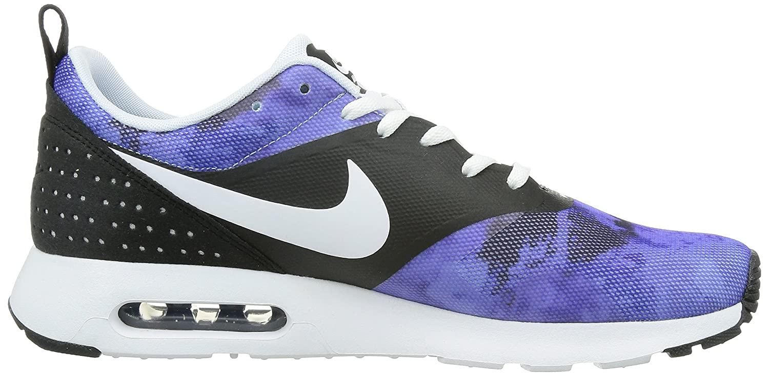 cheap for discount 219f7 be54e nike air max tavas SD mens trainers 724765 004 UK 10 EUR 45 US 11, Black  White Persian Violet, UK 10 EUR 45 US 11  Amazon.co.uk  Shoes   Bags